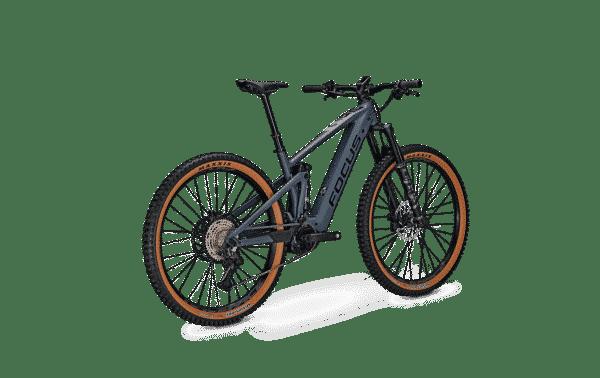 Focus JAM2 6.7 Nine Electric Bike Black - L - Focus JAM2 6.7 Plus Elektrisk sykkel svart - L.