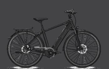 Kalkhoff Endeavour 5.B Move Diamond Elektrisk sykkel svart grå - L - Kalkhoff