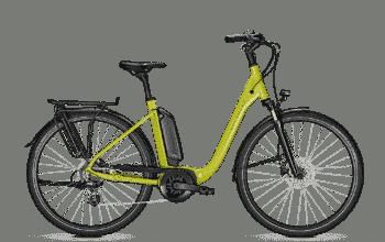 "Sykkel - Granville E-Traffic RD 26 ""2020 Electric Trekking Bike L svart"