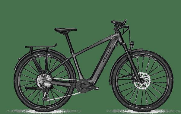 Focus Aventura2 6.9 Elektrisk sykkel svart - L - Sykkel