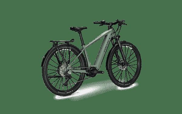 FOCUS JARIFA2 6.6 NINE (2020) - Focus Jarifa2 6.8 Nine Electric Bike Grey - L