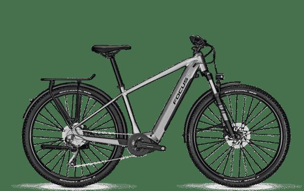 FOKUS - Focus Aventura2 6.7 Elektrisk sykkel grå - L