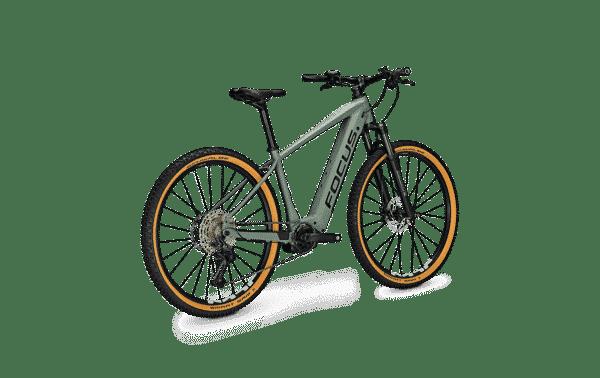 Focus Jarifa2 6.7 Ni elektrisk sykkel grønn - FOCUS JARIFA2 6.6 NINE (2020)