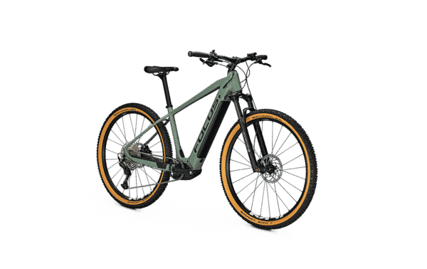 Focus Jarifa2 6.8 Nine Electric Bike Grey - L - FOCUS JARIFA2 6.6 NINE (2020)