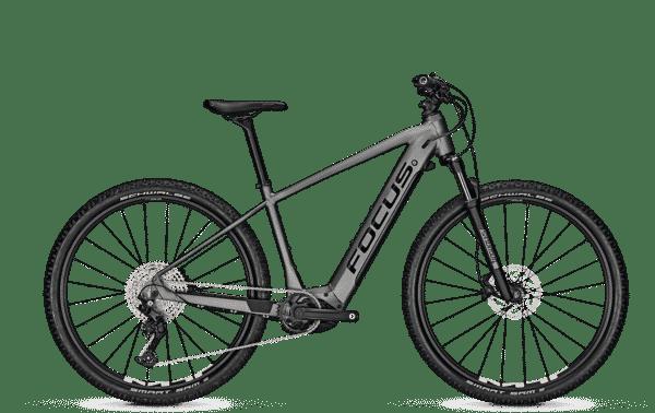 Focus Jarifa2 6.8 Nine Electric Bike Grey - L - El-sykkel