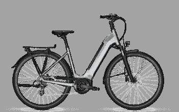 Kalkhoff Endeavour 3.B Move Diamond Electric Bicycle 500Wh Grey - L - Kalkhoff Endeavour 3.B Move Diamond Electric Bicycle 400Wh Grey - L