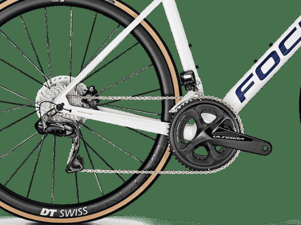 Focus Izalco Max Disc 8.9 (2021) L 56 Hvit - Focus Izalco Max Disc 8.9 landeveissykkel 2019