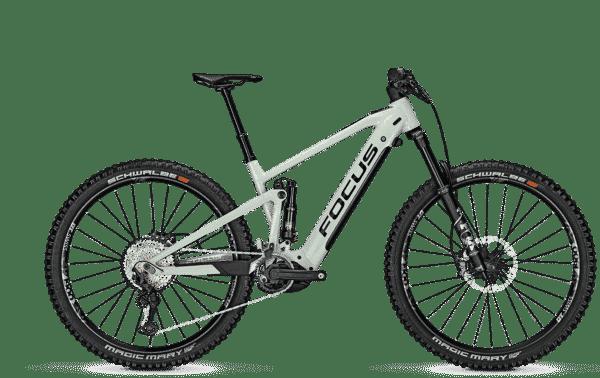 Focus JAM2 6.9 Nine Electric Bike Light Grey - L - Focus JAM2 6.8 Nine Electric Bicycle Light Grey - L