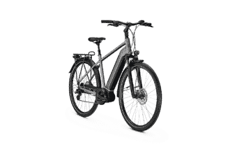 Kalkhoff ENDEAVOUR 3.B MOVE Wave 500 (2020) - Kalkhoff Endeavour 3.B Move Diamond Electric Bicycle 400Wh Grey - L