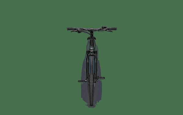 Kalkhoff Entice 5.B Advance + (2021) Wave L 53 urbangreen magicblack matt - Sykkel