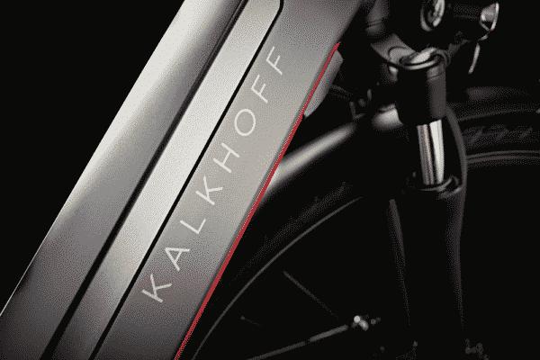 Kalkhoff Endeavour 5.B Season 2021 Electric Step Thru 630Wh Black - Sykkelhjul