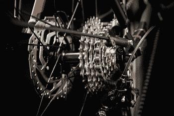 Sykkelhjul - Hybrid sykkel