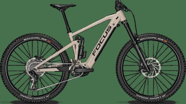 Fokus Sam² 6.8 - Focus Sam2 6.9 2021 625Wh Terrengsykkel med full oppheng - Brun