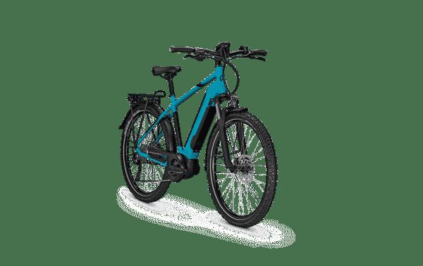 Kalkhoff Endeavour 3.B Move Diamond Electric Bicycle 400Wh Grey - L - Sykkel