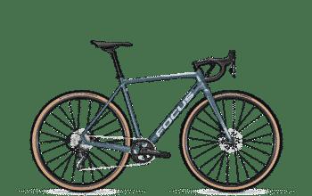 Focus Mares 9.8 Cyclocross Bike Grå Blå - L - Syklus