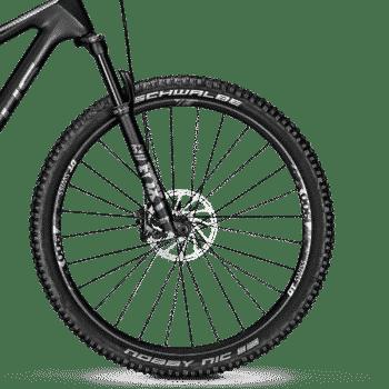 Focus O1E 8.7 MTB Bike Svart - L. - Sykkel