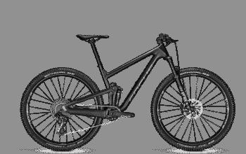 Sykkel - Focus O1E 8.7 MTB Bike Svart - L.