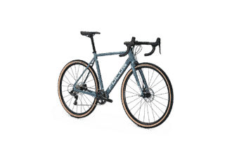 Landeveissykkel - Orange RX9 S grussykkel 2020 - Orange-L
