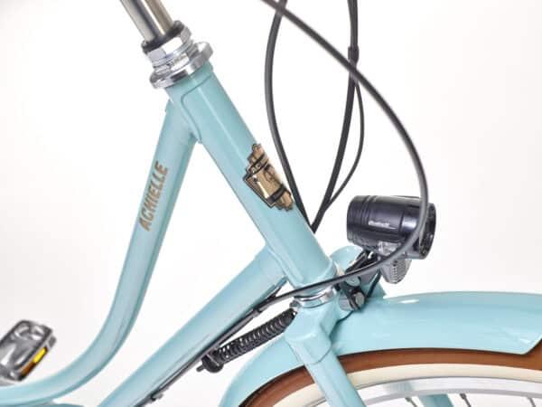 Sykkelhjul - Sykkelsadel