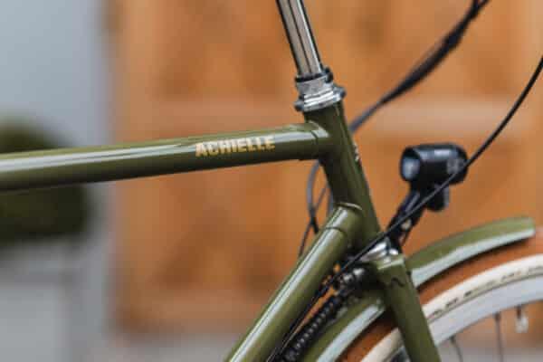 Sykkel - Sykkelramme