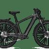 Focus Aventura2 6.6 Elsykkel Brun Svart - L - Focus Adventure2 6.6 Trekking Bike Black - L