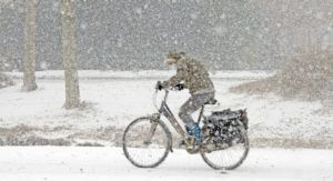 vintersykling elsykkel